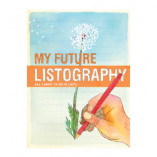 My future listography. All I hope to do in lists av Lisa Nola (Dagbok)