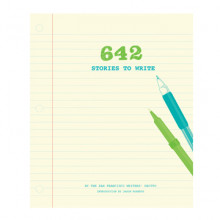 642 Stories to Write av Chronicle Books (Notatblokk)