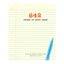 642 Things to Write Journal av San Francisco Writers (Notatblokk)