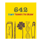 Omslag - 642 Tiny Things to Draw