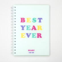 Kalender 19/20 Best year ever