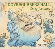 I Dovregubbens hall (Lydbok-CD)