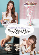 Omslag - Vennebaking med my little kitchen