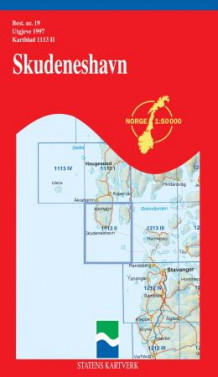 kart skudeneshavn Skudeneshavn (Kart, falset)   Turkart | Tanum nettbokhandel kart skudeneshavn