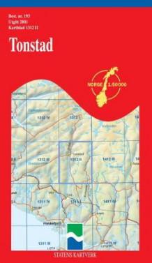 tonstad kart Tonstad (Kart, falset)   Turkart | Tanum nettbokhandel tonstad kart