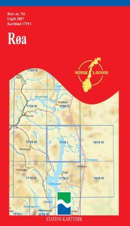 røa kart Røa (Kart, falset)   Turkart | Tanum nettbokhandel røa kart