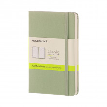 Moleskine willow green pocket plain note av Moleskine, (Innbundet)