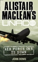 Air Force One is Down av Alistair MacLean (Heftet)