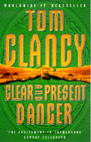 Clear and present danger av Tom Clancy (Heftet)
