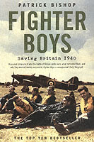 Fighter Boys av Patrick Bishop (Heftet)