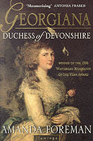 Georgiana, Duchess of Devonshire av Amanda Foreman (Heftet)