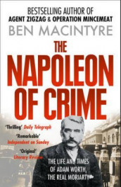 The Napoleon of crime av Ben Macintyre (Heftet)