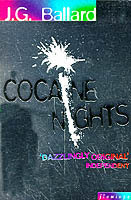 Cocaine Nights av J. G. Ballard (Heftet)