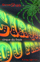 Cirque du Freak (the Saga of Darren Shan, Book 1) av Darren Shan (Heftet)