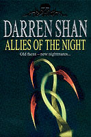Allies of the Night av Darren Shan (Heftet)