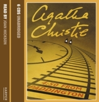 4.50 from Paddington CD av Agatha Christie (Lydbok-CD)