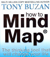 How To Mind Map: The thinking tool that will change your life av Tony Buzan (Heftet)