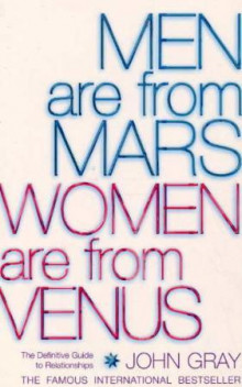 Men are from Mars, women are from Venus av John Gray (Heftet)