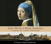 Girl With A Pearl Earring Abridged 4/360 av Tracy Chevalier (Lydbok-CD)