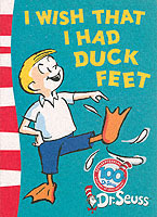 Dr. Seuss - Green Back Book: I Wish That I Had Duck Feet: Green Back Book av Dr. Seuss (Heftet)