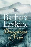 Daughters of Fire av Barbara Erskine (Heftet)