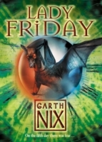 Lady Friday av Garth Nix (Heftet)