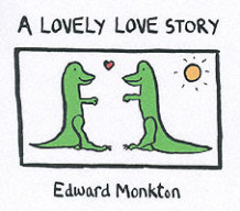 A Lovely Love Story av Edward Monkton (Innbundet)
