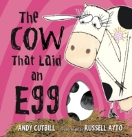 The Cow That Laid an Egg av Andy Cutbill (Heftet)