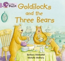 Goldilocks and the Three Bears av Barbara Mitchellhill (Heftet)