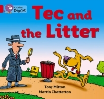 Tec and the Litter av Tony Mitton (Heftet)