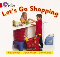 Let's Go Shopping av Betty Moon (Heftet)