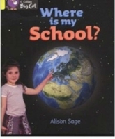 Where is My School? av Alison Sage (Heftet)