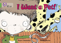 I Want a Pet! av Kaye Umansky (Heftet)
