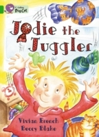 Jodie the Juggler av Vivian French (Heftet)