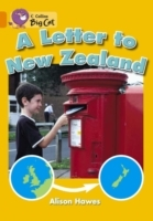 A Letter to New Zealand av Alison Hawes (Heftet)