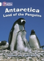 Antarctica: Land of the Penguins av Jonathan Scott og Angela Scott (Heftet)