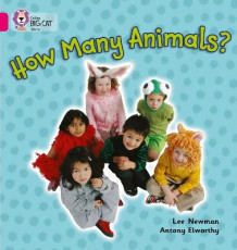 Collins Big Cat: How Many Animals: Band 01a/Pink a av Lee Newman (Heftet)