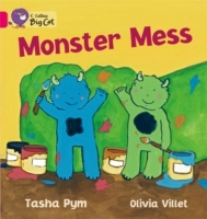 Monster mess - band 01b/pink b av Tasha Pym (Heftet)