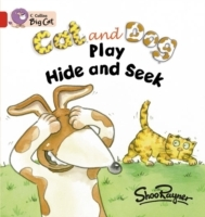 Cat and Dog Play Hide and Seek av Collins Educational (Heftet)