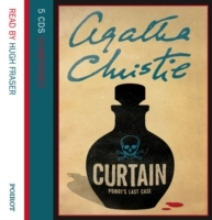 Curtain: Complete and Unabridged av Agatha Christie (Lydbok-CD)