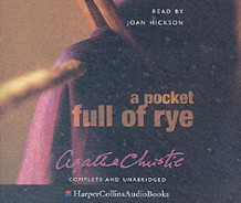A Pocket Full of Rye av Agatha Christie (Lydbok-CD)