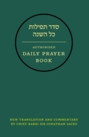 Hebrew Daily Prayer Book av Jonathan Sacks og United Synagogue (Praktinnbinding)