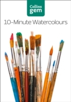 10-Minute Watercolours av Hazel Soan (Heftet)