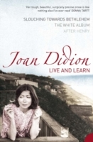Live and Learn av Joan Didion (Heftet)