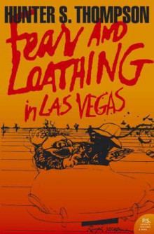 Fear and loathing in Las Vegas av Hunter S. Thompson (Heftet)