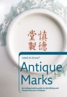 Collins Need to Know?: Antique Marks (Heftet)