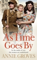 As Time Goes By av Annie Groves (Heftet)