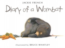 Diary of a Wombat av Jackie French (Heftet)
