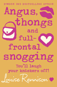 Angus, Thongs and Full-Frontal Snogging av Louise Rennison (Heftet)