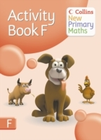 Activity Book F (Heftet)